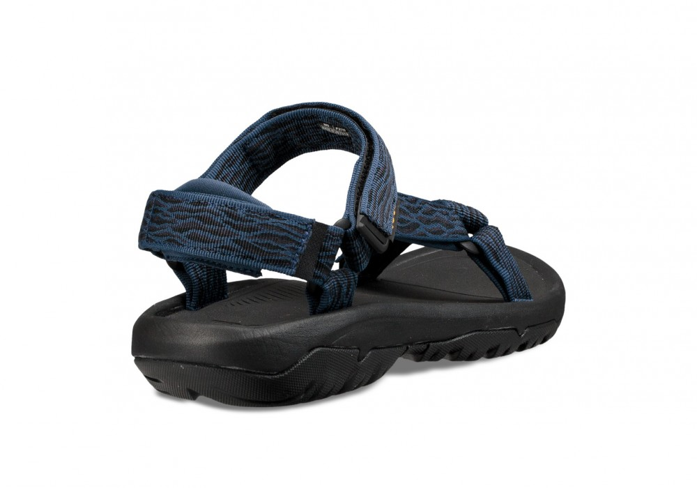 01d530192400 Teva Hurricane XLT2 Blue* szandál - Nagy méretű férfi cipők webáruháza
