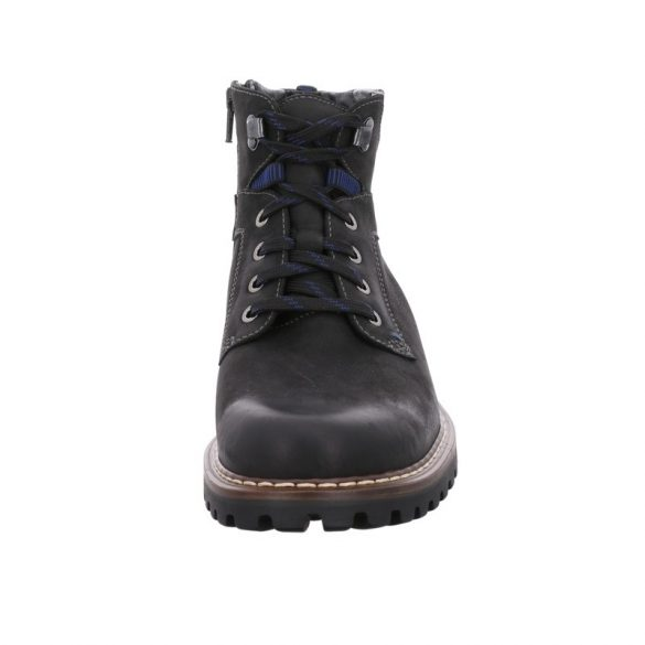 Josef Seibel Chance 17 Black bakancs*