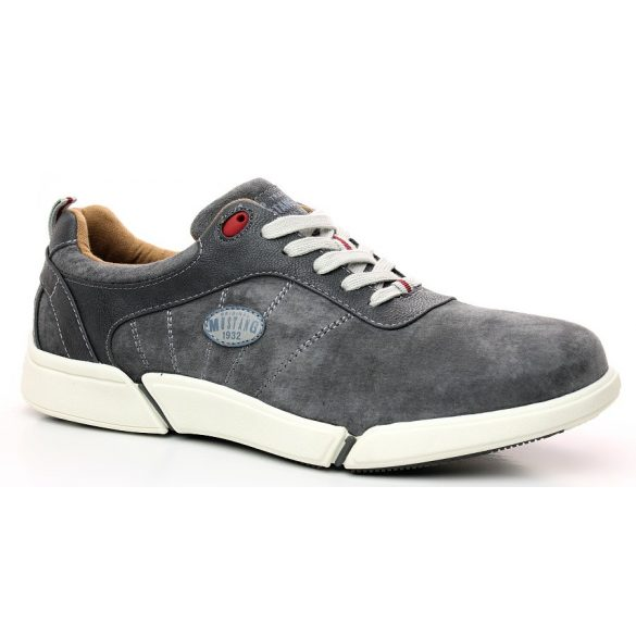 Mustang DarkGrey Leather