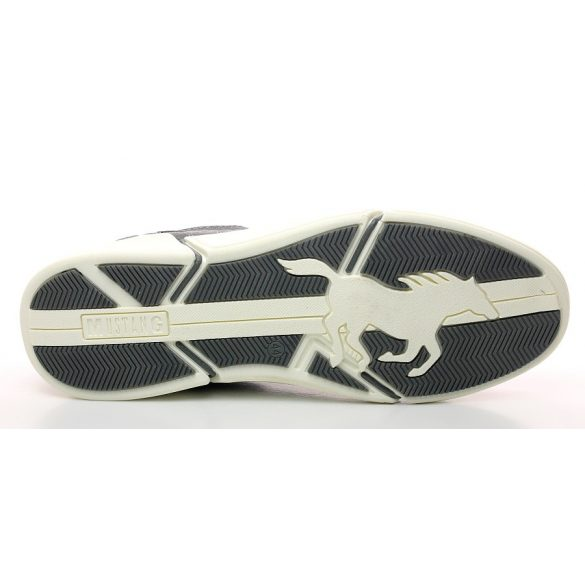 Mustang DarkGrey Leather