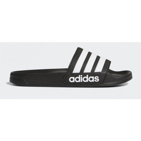 Adidas Aqualette Shower papucs fekete