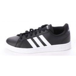 Adidas GRAND COURT BASE Black-White