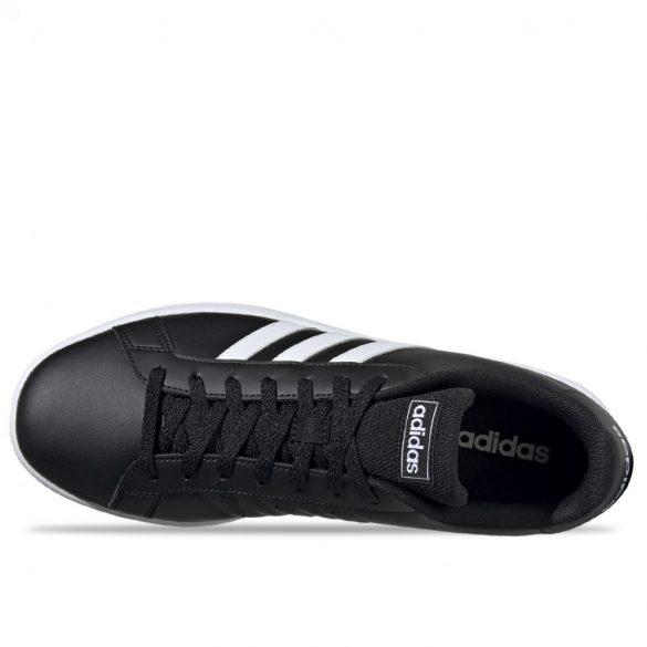 Adidas GRAND COURT BASE Black-White