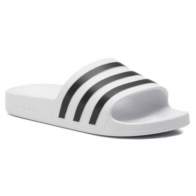 d455b4b356 Adidas Adilette Aqua White papucs* - Nagy méretű férfi cipők webáruháza