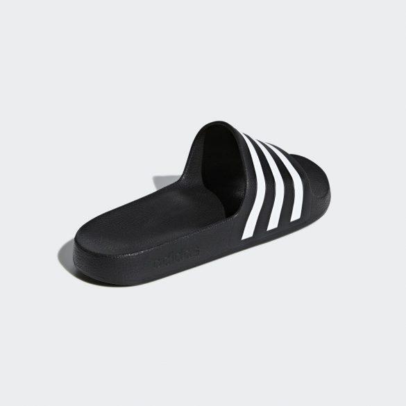 Adidas Adilette Aqua Black/White* papucs