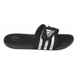 Adidas Adissage Black/White papucs