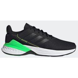 Adidas Response SR Fekete/zöld sportcipő